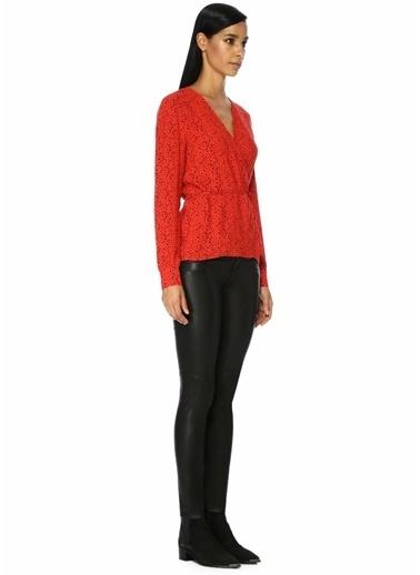 Just Female Bluz Kırmızı